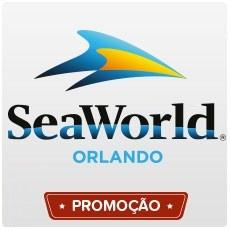 SeaWorld Orlando - Visitas Ilimitadas - (Ingresso Voucher Promocional)